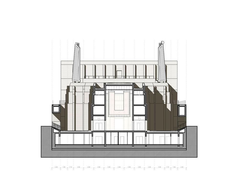 Le shakespeare theater le journal de l 39 architecte for Le architecte
