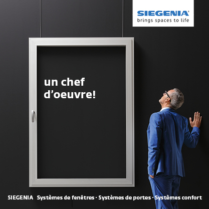 Siegenia - brings spaces to life