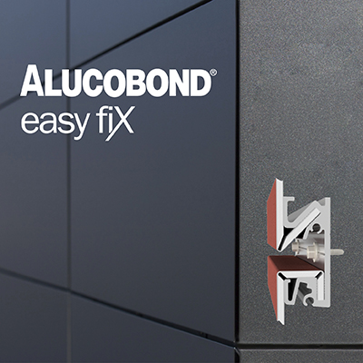Alucobond easy fiX