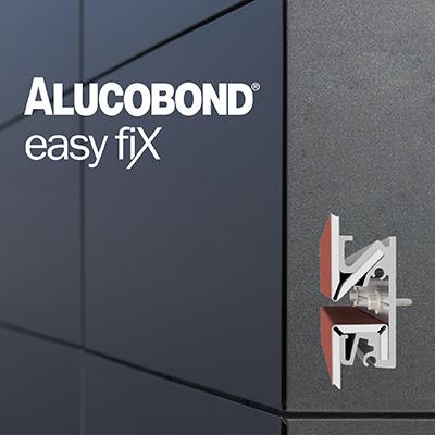 Alucobond easy fiX