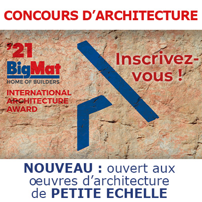 BigMat - Concours d'architecture