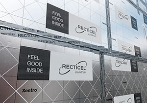 Xentro® technology de Recticel Insulation bat les records dans le domaine de la mousse rigide PU